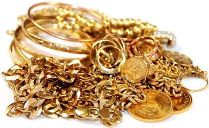 О золоте в изделиях