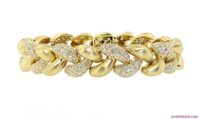 Где купить золотые браслеты
