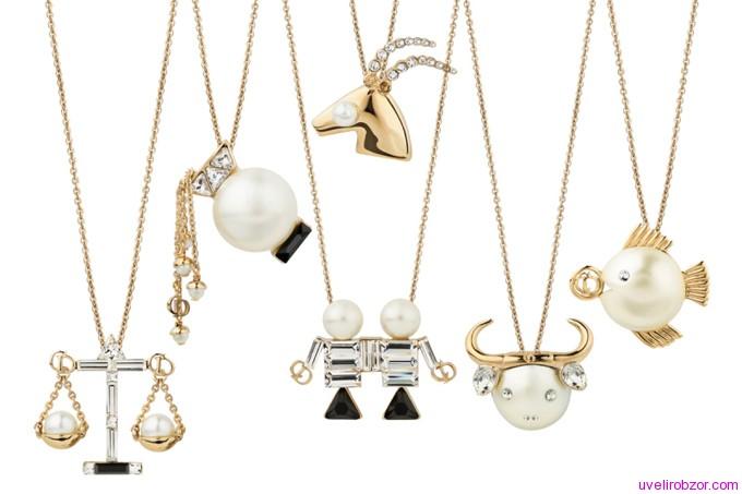 Золото и знаки зодиака