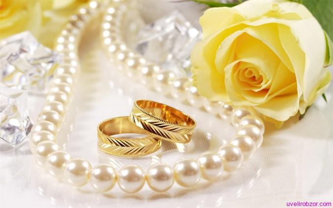 С чем и как носить золотое кольцо