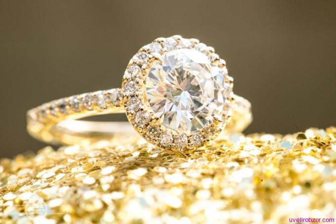 Где купить золотое кольцо