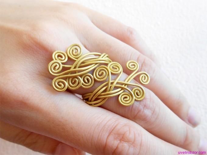 Кому пойдут золотые кольца
