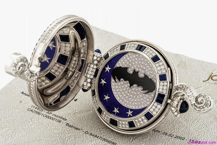 Часы Audemars Piguet, Бэтмен ночь и день, Batman and Night and Day, 2002 год