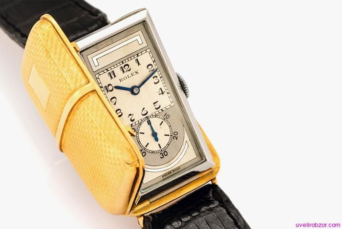Sporting Prince Chronometer,  Rolex, 1932 год