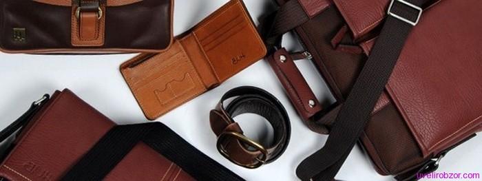Кожаные аксессуары – мужские украшения