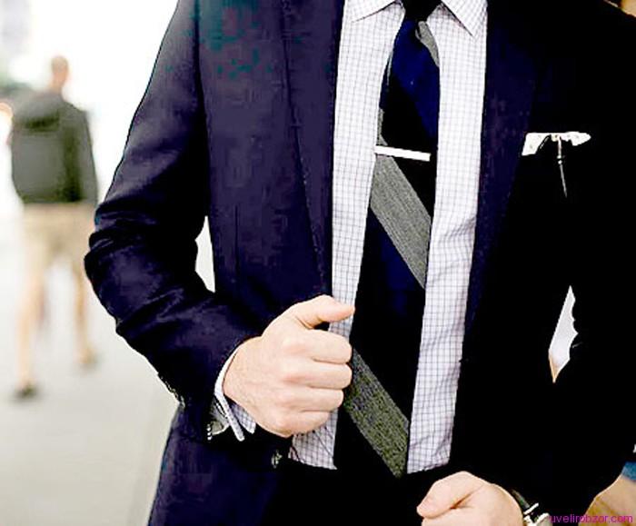 Выбираем зажим для галстука