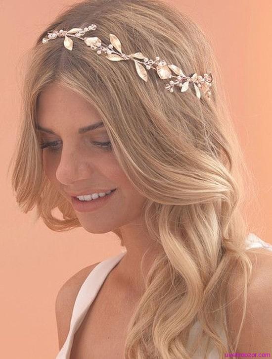 Как следить за ювелирными украшениями для волос